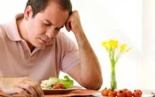 Простатит правильное питание
