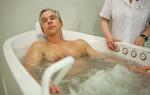 Хвойные ванны для лечения простатита